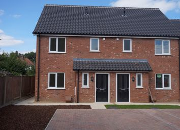 Thumbnail 3 bed semi-detached house for sale in Janet Smith Close, Norwich