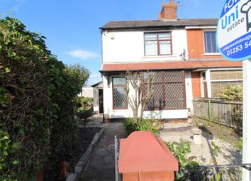 3 bed end terrace house for sale in Stoke Avenue, Blackpool FY1