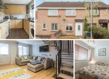 Thumbnail 2 bed terraced house for sale in Fairhaven Close, St. Mellons, Cardiff