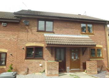 Thumbnail 2 bed property to rent in Ashmores Close, Hunt End, Redditch