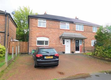 Thumbnail 3 bed semi-detached house for sale in Melbury Avenue, Didsbury, Manchester