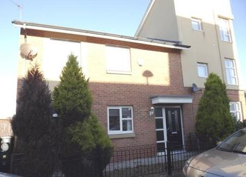 Thumbnail 2 bed semi-detached house for sale in Orchid Gardens, South Shields, Tyne And Wear