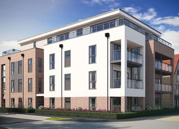 "Thumbnail 2 bedroom flat for sale in ""Von Neumann House"" at Atlas Way, Milton Keynes"