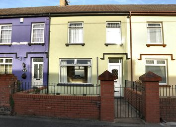 Thumbnail 4 bed terraced house for sale in Chapel Street, Merthyr Tydfil