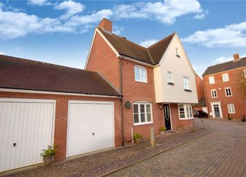 Thumbnail 4 bed detached house for sale in Freeman Close, Colchester, Essex