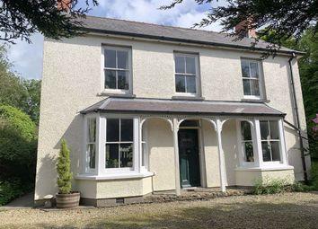 Thumbnail 3 bed detached house for sale in Plwmp, Llandysul, Ceredigion