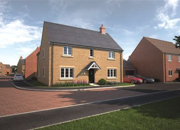 Thumbnail 5 bed detached house for sale in Rotary Way, Banbury