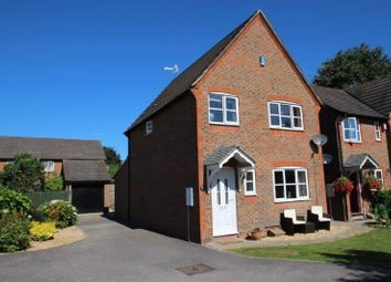 Thumbnail 3 bed detached house for sale in St Clements Way, Bishopdown Farm, Salisbury, Wiltshire