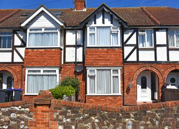 Thumbnail 3 bed terraced house to rent in Meadow Road, Worthing