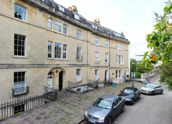 Thumbnail 2 bedroom flat for sale in Widcombe Crescent, Bath