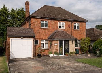 Thumbnail 4 bed detached house for sale in Langton Avenue, Epsom