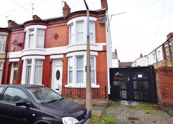 Thumbnail 2 bed end terrace house for sale in Northbrook Road, Wallasey, Merseyside
