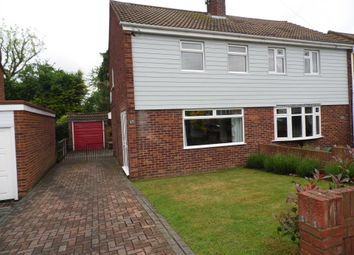 Thumbnail 2 bed semi-detached house for sale in Dorothy Gardens, Benfleet
