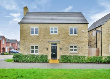Thumbnail 4 bed detached house for sale in Brown Lane, Marple, Stockport, Cheshire