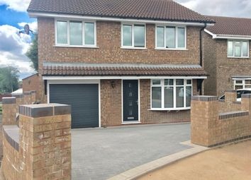 Thumbnail 4 bed detached house for sale in Lintly, Wilnecote, Tamworth