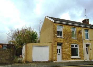 Thumbnail 3 bed terraced house for sale in Old Castle Road, Llanelli, West Wales