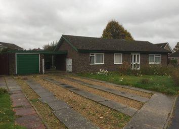 Thumbnail 3 bed detached bungalow for sale in Hethersett, Norwich, Norfolk