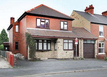 Thumbnail 3 bed detached house for sale in Queens Road, Beighton, Sheffield, South Yorkshire
