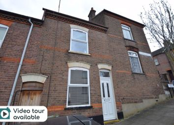 Thumbnail 2 bed end terrace house to rent in Cambridge Street, Luton
