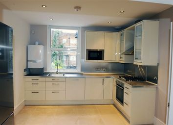 Thumbnail 4 bed terraced house to rent in Abbeville Road, London