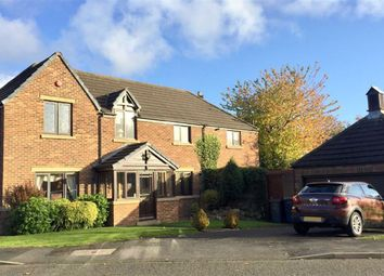 Thumbnail 4 bed detached house for sale in The Close, Cleadon, Sunderland