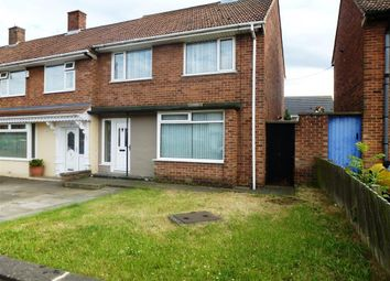 Thumbnail 3 bed property to rent in Piper Knowle Road, Stockton-On-Tees