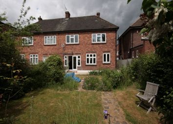 Thumbnail 3 bedroom semi-detached house to rent in Ledway Drive, Wembley
