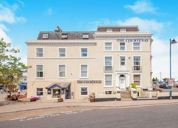 Thumbnail 2 bedroom flat for sale in Courtenay Place, Teignmouth, Devon