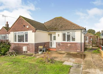 Thumbnail Detached bungalow for sale in Burrs Road, Clacton-On-Sea