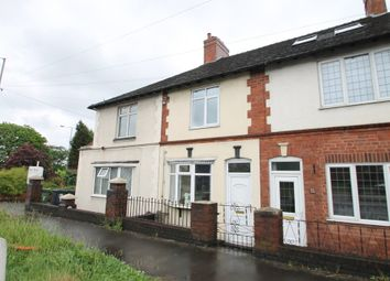 Thumbnail 2 bed terraced house for sale in Watling Street, Dordon, Tamworth