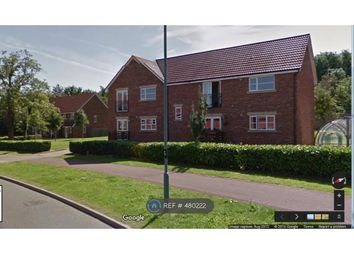 Thumbnail 1 bed flat to rent in Oakhill, Milton Keynes