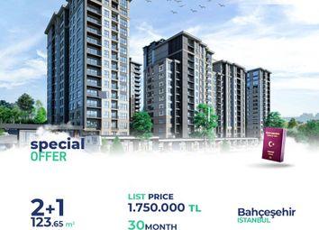Thumbnail Apartment for sale in Bahcesehir Apartment For Sale, Başakşehir, Istanbul, Marmara, Turkey