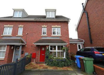 Thumbnail 4 bed semi-detached house for sale in Cooks Gardens, Keyingham, Hull