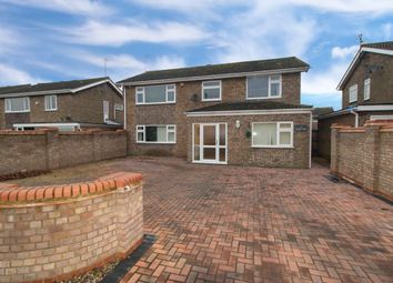 Thumbnail 5 bed detached house for sale in Cedar Row, King's Lynn