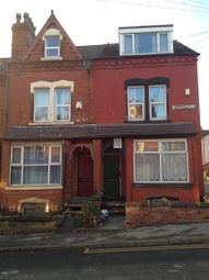 Thumbnail 6 bedroom property to rent in Chestnut Avenue, Hyde Park, Leeds