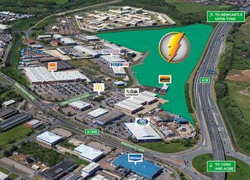 Thumbnail Light industrial for sale in Dynamo Park, Cheltenham Road, Stockton-On-Tees, Durham