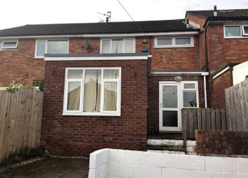 Thumbnail 3 bed terraced house for sale in Wellwood, Cardiff