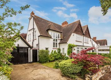 Thumbnail 5 bed semi-detached house for sale in Beresford Road, Cheam, Sutton