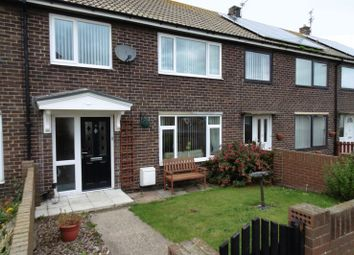 Thumbnail 3 bed terraced house for sale in Davis Drive, Amble, Morpeth