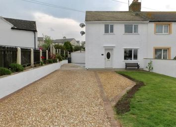 Thumbnail 3 bed semi-detached house for sale in Ewanrigg Road, Maryport, Cumbria