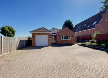 Thumbnail 4 bed detached bungalow for sale in Owlers Lane, Littleover, Derby