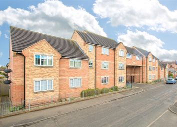 Thumbnail 2 bedroom flat for sale in Cedar Court, Kettering