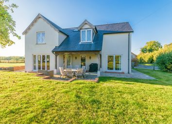 Thumbnail 4 bed detached house to rent in Wheatley Lane, Binsted, Alton