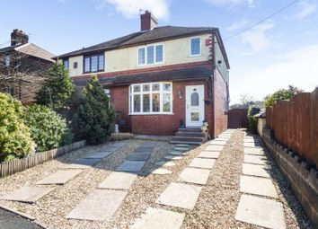 Thumbnail 2 bedroom semi-detached house for sale in Fairfield Avenue, Brown Edge, Stoke-On-Trent