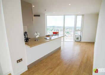 Thumbnail 3 bedroom flat for sale in Newgate, Croydon