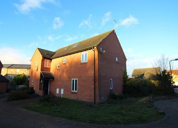 Thumbnail 4 bed detached house to rent in Cadeby Court, Broughton, Milton Keynes