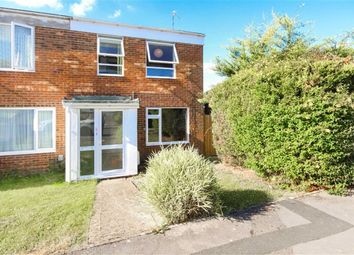 Thumbnail 3 bed end terrace house for sale in Wainwright Close, Swindon, Wiltshire