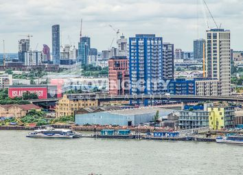 Thumbnail 2 bed flat for sale in City Island, Bridgewater House, Canning Town