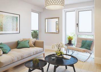 "Thumbnail 2 bedroom flat for sale in ""Lambert Court"" at Chapel Hill, Basingstoke"