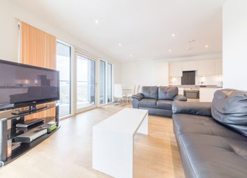 Thumbnail 2 bed flat to rent in Hippersley Point, 4 Tilston Bright Square, Felixstowe Road, London